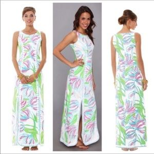 Lilly Pulitzer Ring the Bellboy Biltmore Maxi
